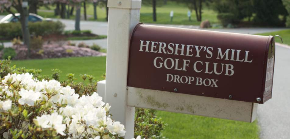 Hershey's Mill Golf Club Dropbox